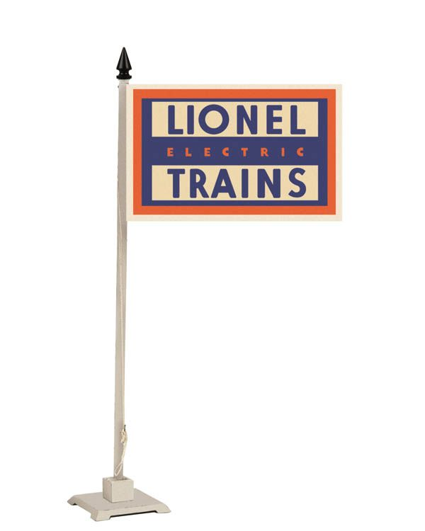 11-90066 No. 89 LIONEL FLAG STD