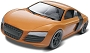 85-1687 AUDI R8 SNAP-TITE 1:24 SCALE