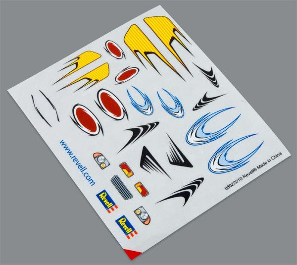 8681 PINEWOOD DERBY DECALS