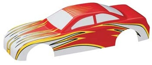 8637 PINEWOOD DERBY EZ BODY RED