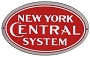 10006 NEW YORK CENTRAL SIGN