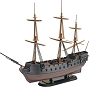 85-1971 BLACK DIAMOND PIRATES 1:350 SCALE