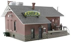BR4927 CHIP'S ICE HOUSE N