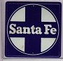 4720 SANTA FE RAILROAD SIGN