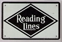 4718 READING LINES SIGN