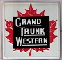 4707 GRAND TRUNK WESTERN SIGN