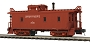 20-91557 UNION PACIFIC CABOOSE O