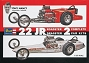 85-1224 22 JR ROADSTER/DRAGSTER 1:25 SCALE