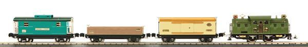 11-5506-0 #299 ELECTRIC FREIGHT O