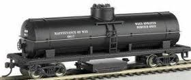 16301 TRACK CLEANING TANK CAR HO