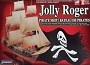 70874 JOLLY ROGER PIRATE SHIP 1:130 SCALE