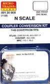 00130008 COUPLER CONVERSION N