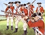 512 BRITISH REDCOATS 1:72 SCALE