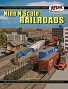 7 NINE N SCALE MODEL RAILROADS N