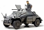 35270 SD.KFZ.222 ARMORED VEHIC 1:35 SCALE