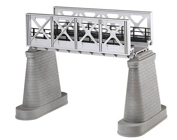 40-1102 GIRDER BRIDGE SILVER O