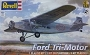 85-5246 FORD TRI-MOTOR PLANE 1:77 SCALE
