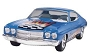 85-1932 '70 CHEVELLE SS 454 1:25 SCALE