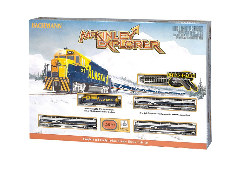 24023 MCKINLEY EXPLORER SET N