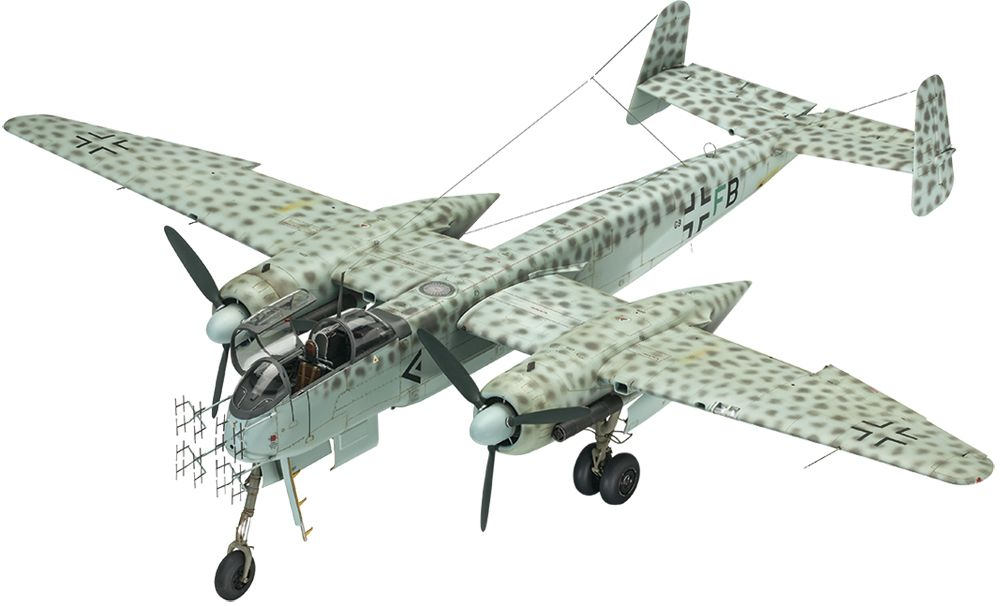 03928 HEINKEL HE219 NIGHTFIGHTR 1:32 SCALE