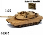 61395 MOTORIZED TANK KIT 1:32 SCALE