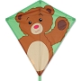 15319 TEDDY BEAR DIAMOND KITE