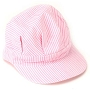 00053 CHILD'S ENGINEER HAT PINK CHILD
