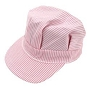 00054 ADULT ENGINEER HAT PINK ADULT