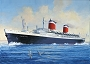 05146 SS UNITED STATES SHIP 1:600 SCALE