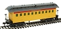 715100 UP WOODEN COACH HO